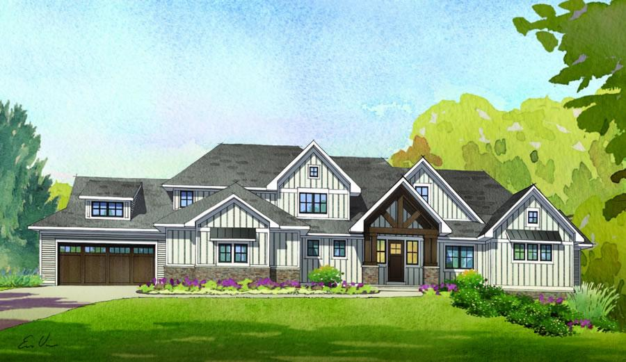 2018 Spring Parade of Homes - Honey Creek