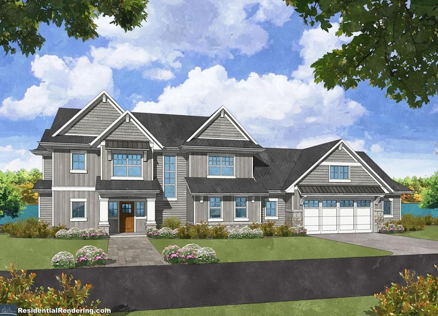 2018 Spring Parade of Homes - Pine Lake  Schollaart