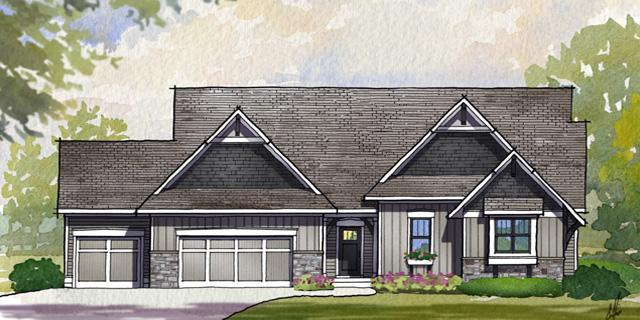 2013 Spring Parade of Homes - Georgetown Shores Rendering